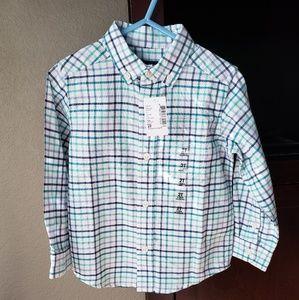 Toddler's dress shirt